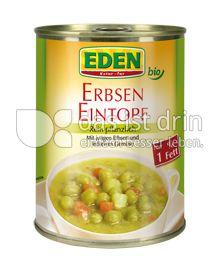 Produktabbildung: Eden bio Erbseneintopf 560 g