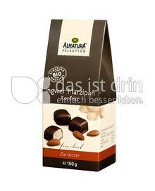 Produktabbildung: Alnatura Sélection Ingwer-Marzipan Konfekt 100 g