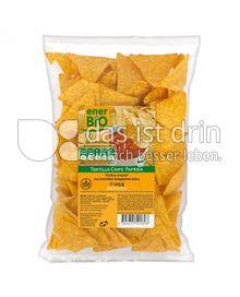 Produktabbildung: enerBIO Tortilla-Chips Paprika 125 g
