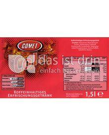 Produktabbildung: Comet Cola 1,5 l