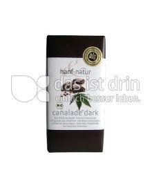 Produktabbildung: hanf & natur canalade dark 100 g