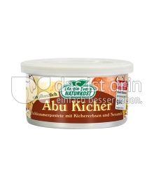 Produktabbildung: Martin Evers Naturkost Abu Kicher 125 g