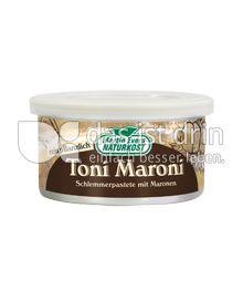 Produktabbildung: Martin Evers Naturkost Toni Maroni 125 g
