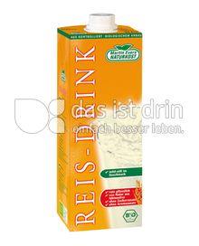 Produktabbildung: Martin Evers Naturkost Reis-Drink 1 l