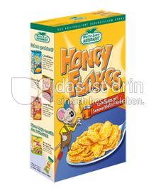 Produktabbildung: Martin Evers Naturkost Honey Flakes 375 g
