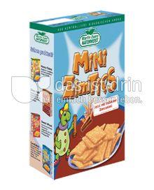 Produktabbildung: Martin Evers Naturkost Mini Zimties 375 g