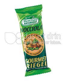 Produktabbildung: Martin Evers Naturkost Gourmet-Riegel Nocciola 30 g