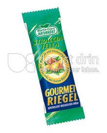 Produktabbildung: Martin Evers Naturkost Gourmet-Riegel Stracciatella 30 g