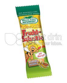 "Produktabbildung: Martin Evers Naturkost Fruchtschnitte ""Biene-Maja"" Banane-Mandel 30 g"