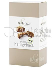 Produktabbildung: hanf & natur Schoko-Hanfgebäck 100 g