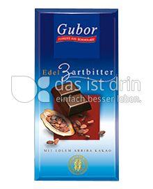 Produktabbildung: Gubor Tafelschokolade Edel-Zartbitter 100 g