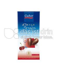 Produktabbildung: Gubor Kirschzapfen Pralinés 62,5 g