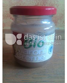 Produktabbildung: Heindl Bio Maroni Creme 220 g