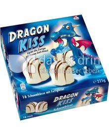 Produktabbildung: Grabower Dragon Kiss Schaumküsse 225 g