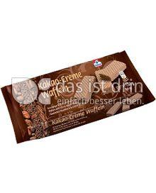 Produktabbildung: Grabower Kakao-Creme Waffeln 150 g