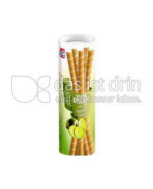 Produktabbildung: Grabower Limette Waffelsticks 150 g