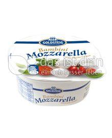 Produktabbildung: Goldsteig Mozzarella Bambini 125 g