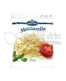 Produktabbildung: Goldsteig Mozzarella gerieben 200 g