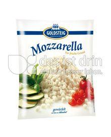 Produktabbildung: Goldsteig Mozzarella gewürfelt 1000 g