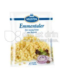 Produktabbildung: Goldsteig Emmentaler gewürfelt 1000 g