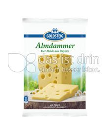 Produktabbildung: Goldsteig Almdammer 350 g