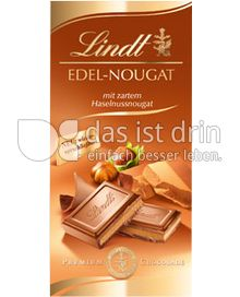 Produktabbildung: Lindt Edel-Nougat 100 g