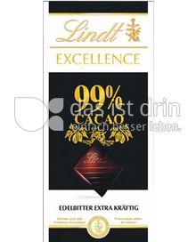 Produktabbildung: Lindt Excellence 99% Cacao 100 g