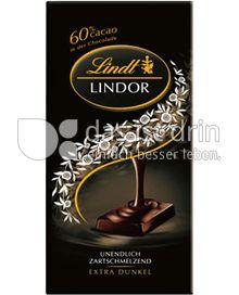 Produktabbildung: Lindt Lindor Dark 60% 100 g