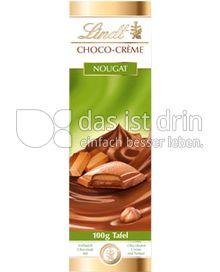 Produktabbildung: Lindt Choco-Crème Nougat 100 g