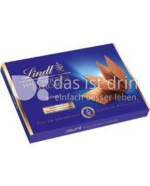 Produktabbildung: Lindt Hauchdünne Täfelchen Vollmilch 125 g