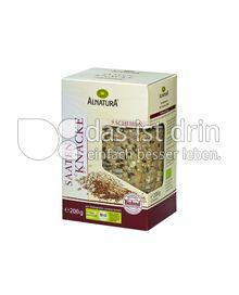 Produktabbildung: Alnatura Saaten Knäcke 200 g