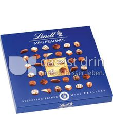 Produktabbildung: Lindt Mini Pralinés Blau 180 g