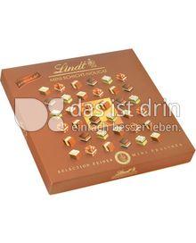 Produktabbildung: Lindt Mini Pralinés Nougat 165 g