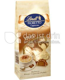 Produktabbildung: Lindt Fioretto Minis Cappuccino 115 g