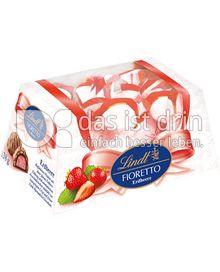 Produktabbildung: Lindt Fioretto Erdbeere 138 g