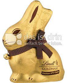 Produktabbildung: Lindt Goldhase Edelbitter 60% Cacao 200 g