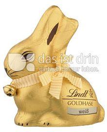 Produktabbildung: Lindt Goldhase Weiß 100 g
