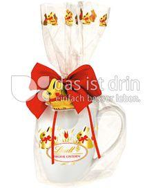Produktabbildung: Lindt Goldhasen-Tasse, gefüllt 100 g