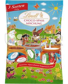 Produktabbildung: Lindt Choco-Spaß Eier Mischung 145 g