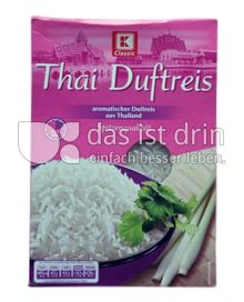 Produktabbildung: K-Classic Thai Duftreis 500 g