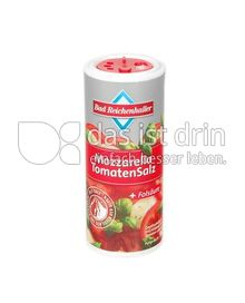 Produktabbildung: Bad Reichenhaller Mozzarella Tomatensalz 90 g