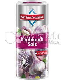 Produktabbildung: Bad Reichenhaller Knoblauchsalz 90 g