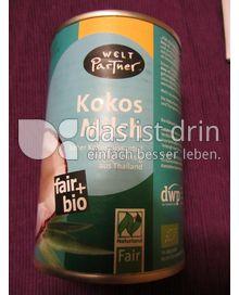 Produktabbildung: Welt Partner Kokosmilch 400 ml