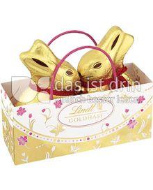Produktabbildung: Lindt Oster-Gold Goldhasen-Tasche 100 g