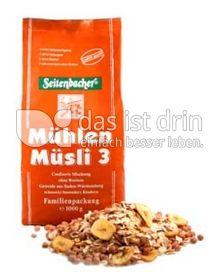 Produktabbildung: Seitenbacher Mühlen Müsli 3 1000 g