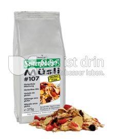 Produktabbildung: Seitenbacher Müsli 107 Glutenfreie Mischung 375 g