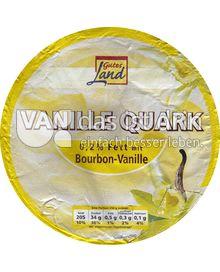Produktabbildung: Gutes Land Vanille Quark 500 g