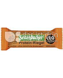 Produktabbildung: Seitenbacher Protein-Riegel Orange 60 g