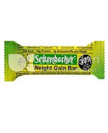 Produktabbildung: Seitenbacher Weight Gain Bar 60 g