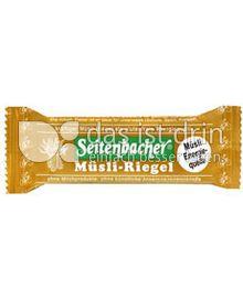 Produktabbildung: Seitenbacher Müsli-Riegel 50 g